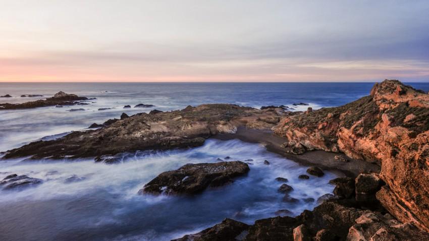 自然风光:海岸